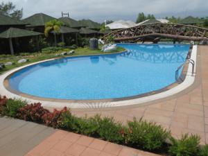 Вилла 2-х местное размещение с личным бассейном