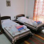 Фото номера с двумя кроватями в центре Авьюкта