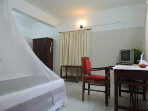 standard room non AC (dr Franklin)
