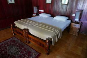 Wooden Kerala House