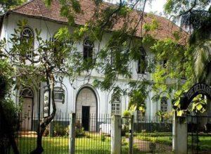Дворец Маттанчерри фасад