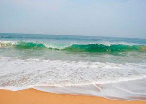 Пляж Самудра - фото вида