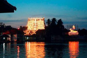 Храм Шри Падманабхасвами фото вида №1