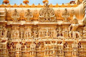Храм Шри Падманабхасвами фото вида №3