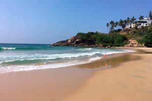 Фото волн пляжа Шангумугам